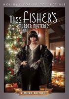 Cover image for Miss Fisher's murder mysteries. Murder under the mistletoe