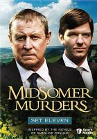 Cover image for Midsomer murders. Set 11