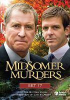 Cover image for Midsomer murders. Set 17
