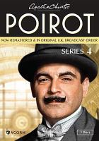 Cover image for Agatha Christie's Poirot. Series 4