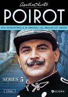 Cover image for Agatha Christie's Poirot. Series 5