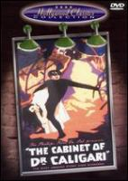 Cover image for The cabinet of Dr. Caligari