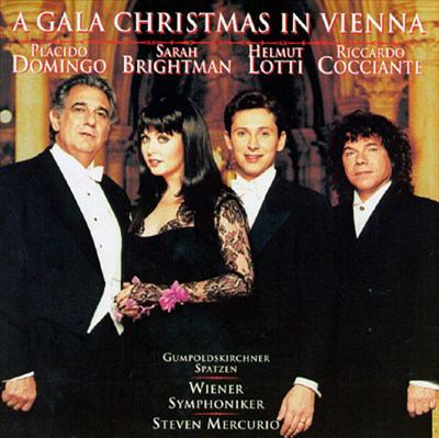 Cover image for A gala Christmas in Vienna.