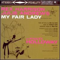 Cover image for My fair lady original London cast recording