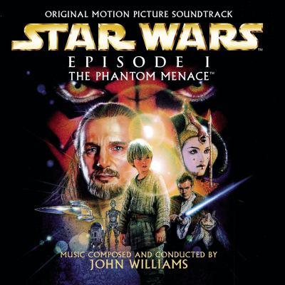 Cover image for Star wars episode I : the phantom menace : original motion picture soundtrack
