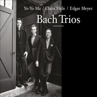 Cover image for Bach trios.