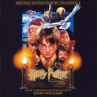 Cover image for Harry Potter and the sorcerer's stone original motion picture soundtrack