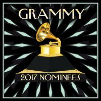 Cover image for Grammy nominees 2017.