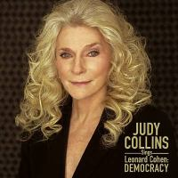 Cover image for Judy Collins sings Leonard Cohen : democracy.
