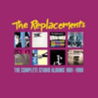 Cover image for The complete studio albums 1981-1990