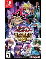 Cover image for Yu-Gi-Oh! Legacy of the duelist : link evolution.