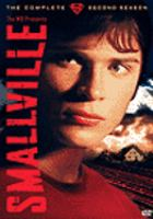 Cover image for Smallville. The complete second season
