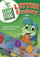 Cover image for Letter factory video