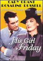Cover image for His girl Friday