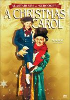 """Cover image for Scrooge adapted from Charles Dickens' """"A Christmas Carol"""""""