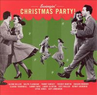 Cover image for Swingin' Christmas party!