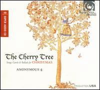 Cover image for The cherry tree songs, carols & ballads for Christmas.