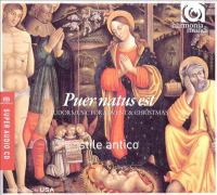 Cover image for Puer natus est