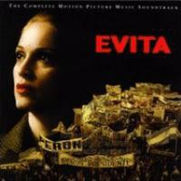 Cover image for Evita : the complete motion picture music soundtrack.