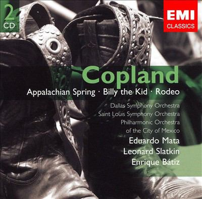 Cover image for Copland
