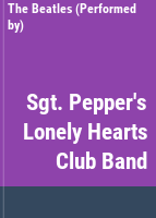 Cover image for Sgt. Pepper's Lonely Hearts Club Band.