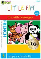 Cover image for Little Pim, fun with languages French, Disc 5, Happy, sad and silly