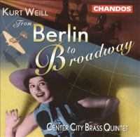 Cover image for From Berlin to Broadway