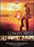 Cover image for Coach Carter