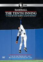 Cover image for Baseball. Tenth inning