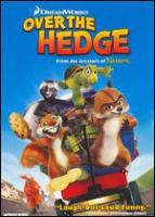 Cover image for Over the hedge