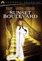 Cover image for Sunset Boulevard