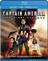 Cover image for Captain America : the first avenger