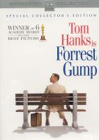 Cover image for Forrest Gump