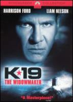 Cover image for K-19 the widowmaker.