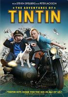Cover image for The adventures of Tintin