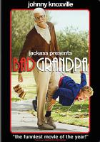 Cover image for Bad grandpa
