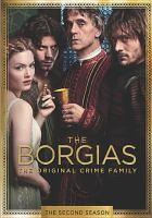 Cover image for The Borgias. The second season