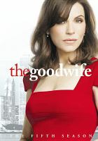 Cover image for The good wife. The fifth season