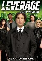 Cover image for Leverage. The third season