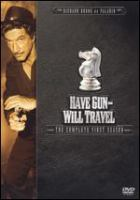 Cover image for Have gun -- will travel. The complete first season
