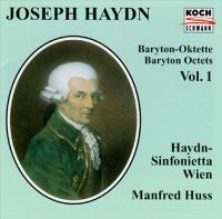 Cover image for Baryton-Oktette = Baryton octets