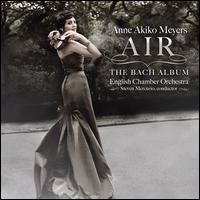 Cover image for Air : the Bach album.
