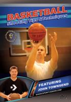 Cover image for Basketball shooting tips & techniques.