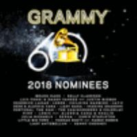 Cover image for Grammy 2018 nominees.