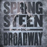 Cover image for Springsteen on Broadway.