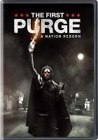 Cover image for The first purge