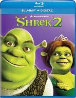 Cover image for Shrek 2 [Blu Ray]