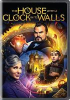 Cover image for The house with a clock in its walls