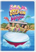 Cover image for Barbie. Dolphin magic