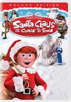 Cover image for Santa Claus is comin' to town